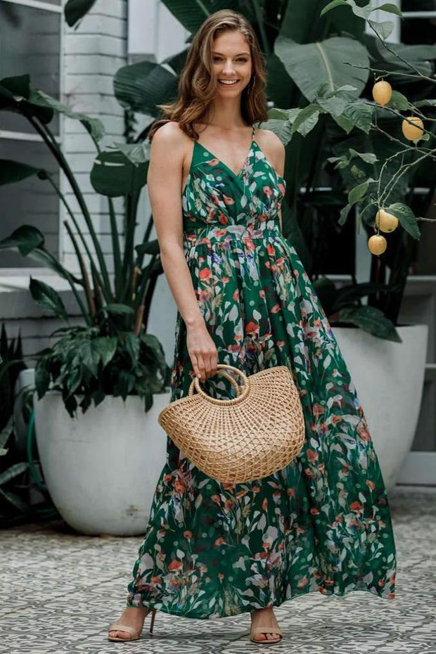 Lizzie Maxi Dress - The Half Clothing