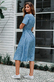 Minnie Winnie In Light Blue Dress - The Half Clothing