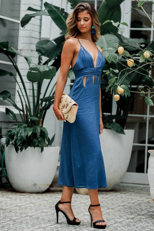 Ola Maxi Dress - The Half Clothing