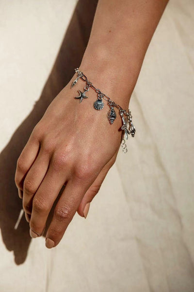 Salty Bracelet/Anklet - The Half Clothing