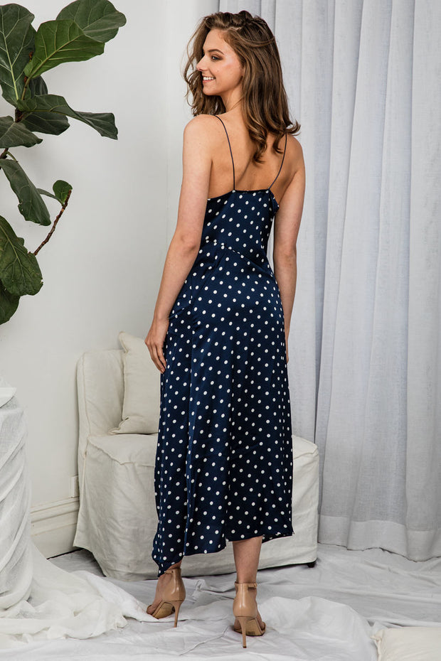 Take Me To Dinner Midi Dress - The Half Clothing