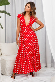 Vera's Spots Dress - The Half Clothing
