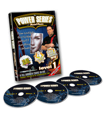 Power Series Level 1 DVD set
