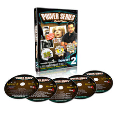 Power Series Level 2 DVD set