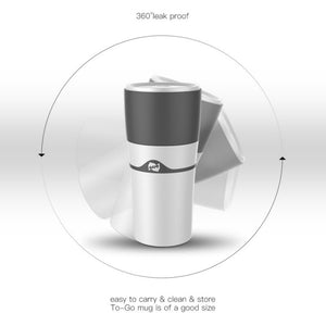 Portable Kcup Coffee Maker - Kitty's Beans Coffee, Tea & Kitchen