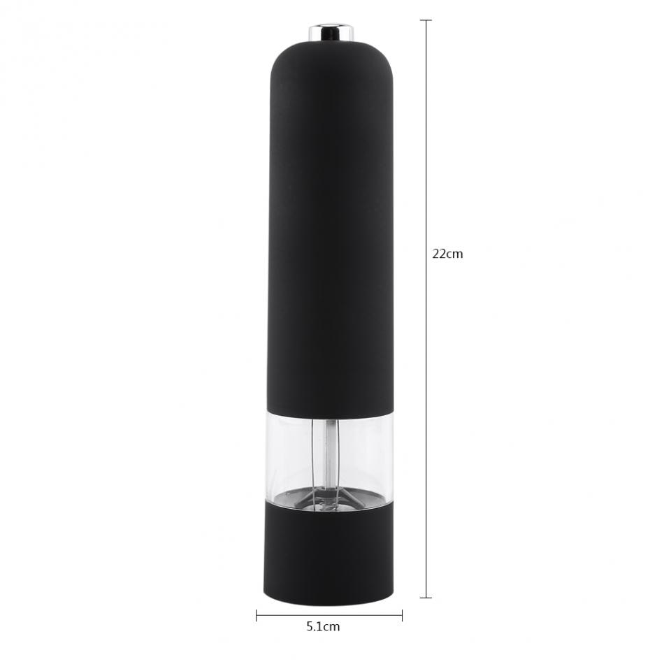 Battery Powered Pepper Mill - Kitty's Beans Coffee, Tea & Kitchen