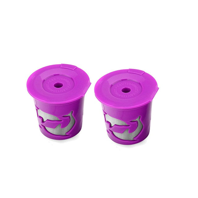 Reusable K-cup Pods for 2.0 & 1.0 Brewers - Kitty's Beans Coffee, Tea & Kitchen