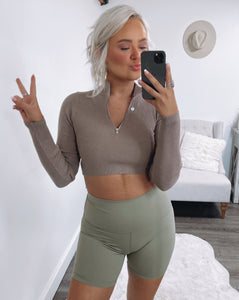 Baylor Cut Out Top