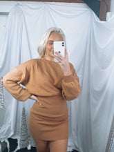 Load image into Gallery viewer, Cammie Sweater Dress