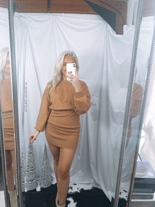 Cammie Sweater Dress