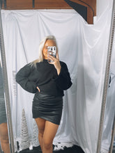 Load image into Gallery viewer, Winnie Leather Skirt