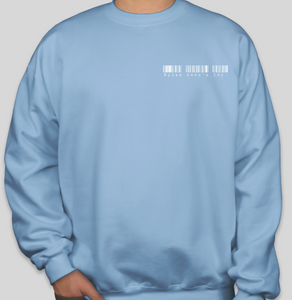 Blue Rylee Anne's Crew Neck