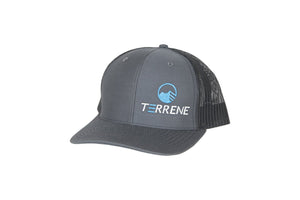 Terrene Tires Brand Hat - Charcoal