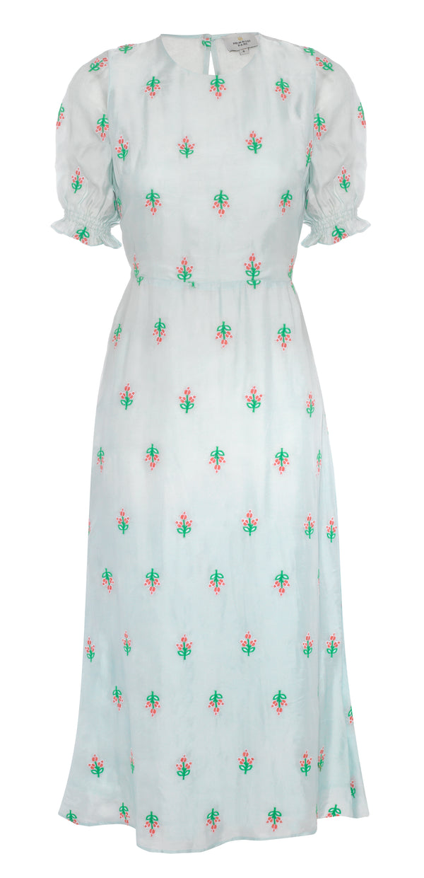 Betty Dress - Embroidered