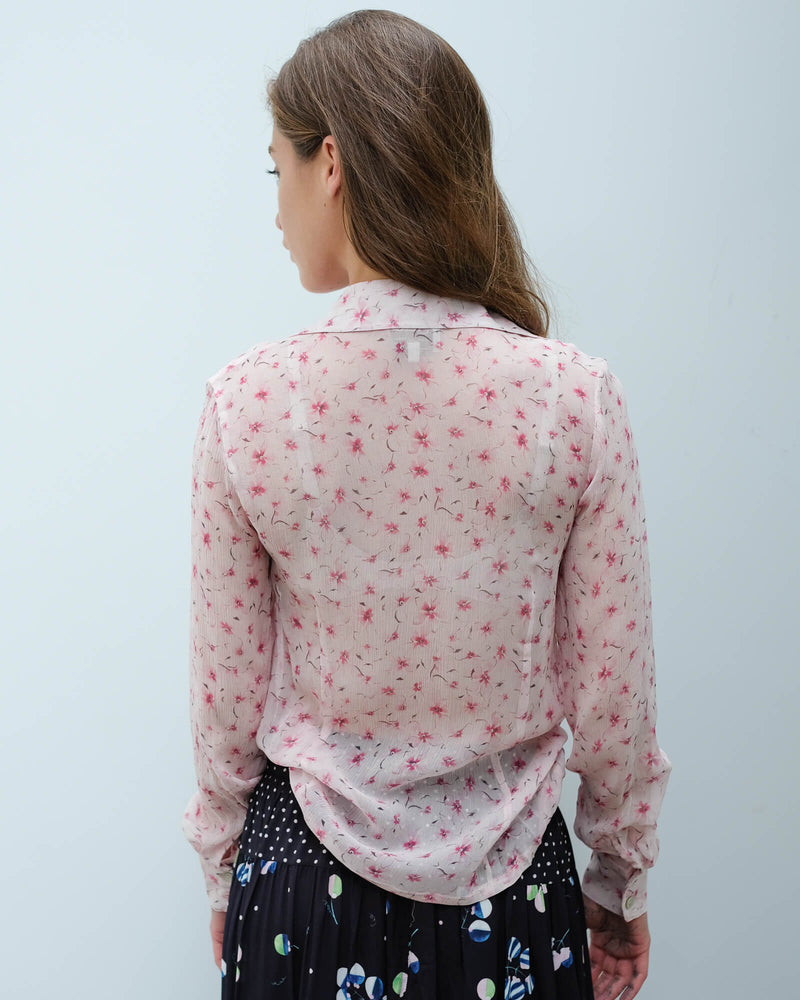 Aquarius Blouse