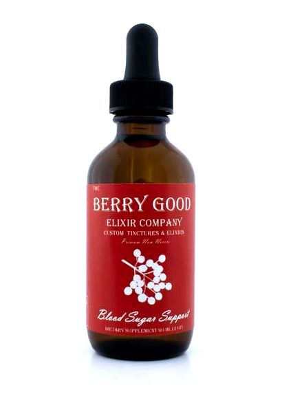 Blood sugar support, organic herbal tinctures, healing herbs, alcohol free tinctures,holistic healing, natural healing