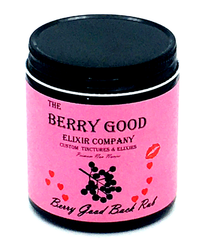 Berry Good Back Rub