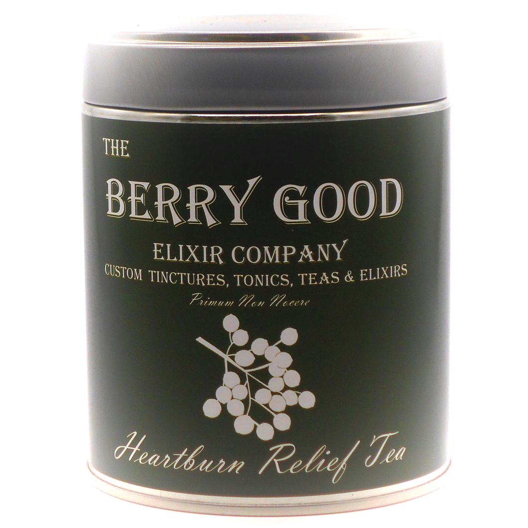 Heartburn/Indigestion Blend Tea