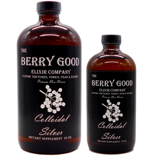 Colloidal Silver, immune support supplement, natural healing, holistic healing, immune system support
