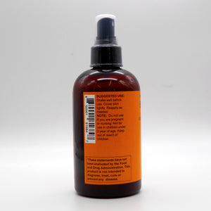 Skin-ease/ itch & sunburn relief spray 8 oz