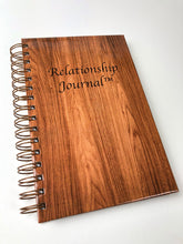 Load image into Gallery viewer, Relationship Journal-Front