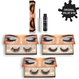 BEACH NATURAL KIT - CILK LASHES