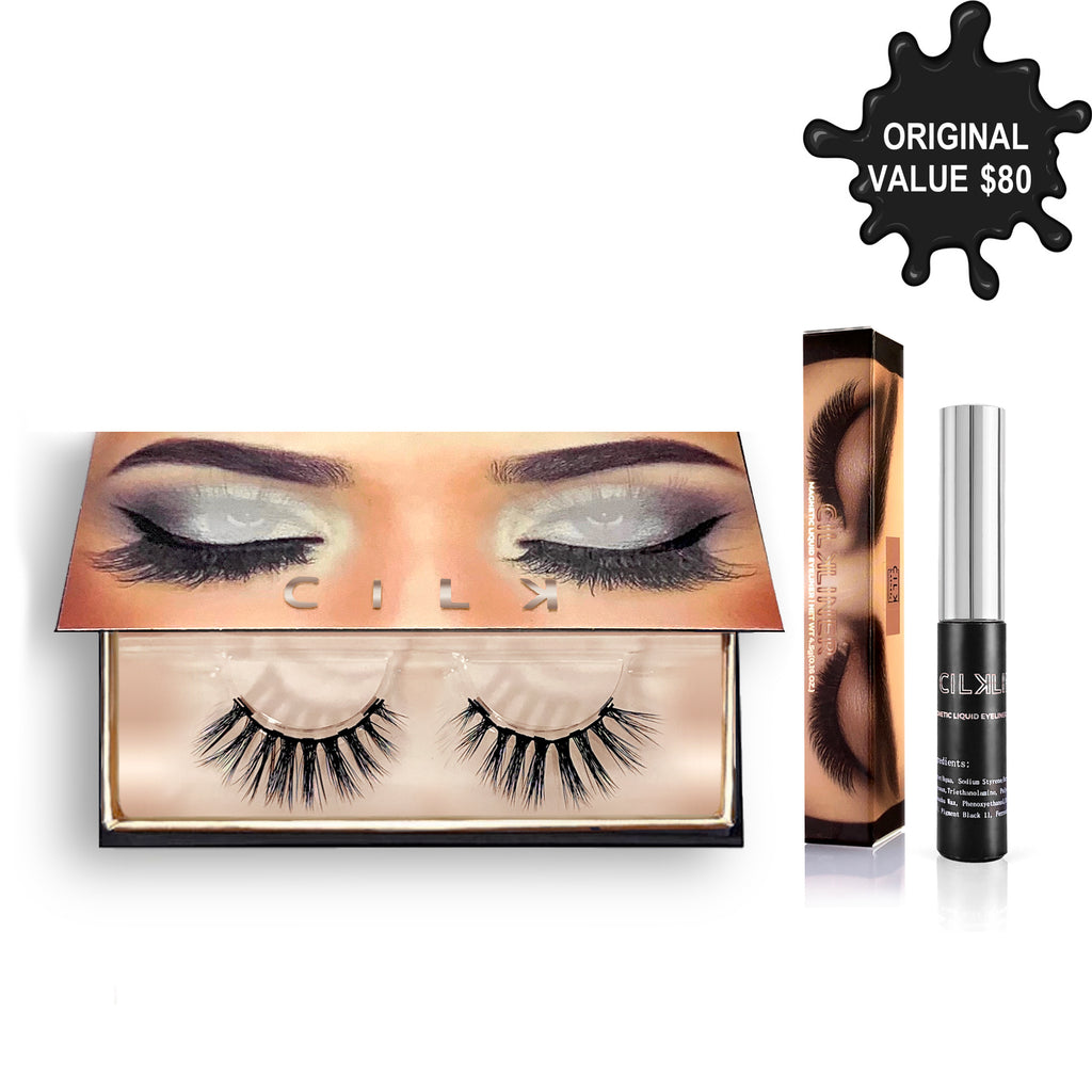 BORA BORA KIT - CILK LASHES