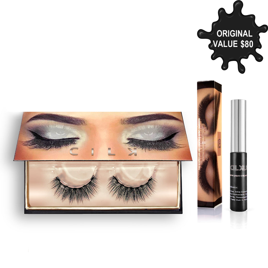 MALDIVES KIT - CILK LASHES