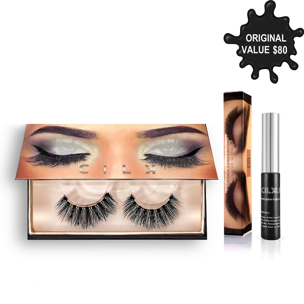 PARIS KIT - CILK LASHES