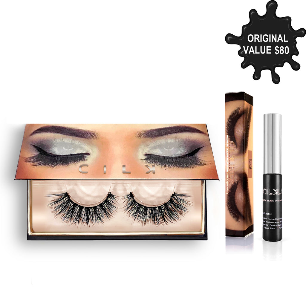 POSITANO KIT - CILK LASHES