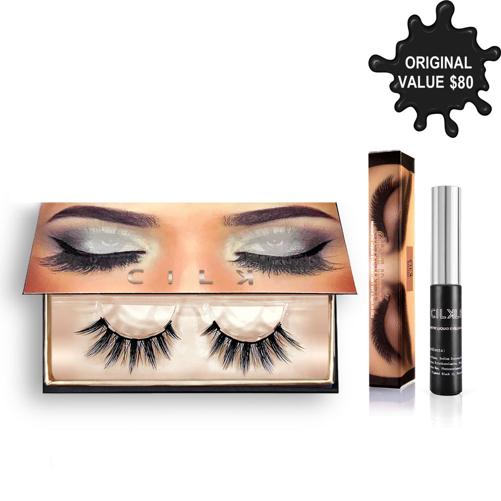 SANTORINI KIT - CILK LASHES