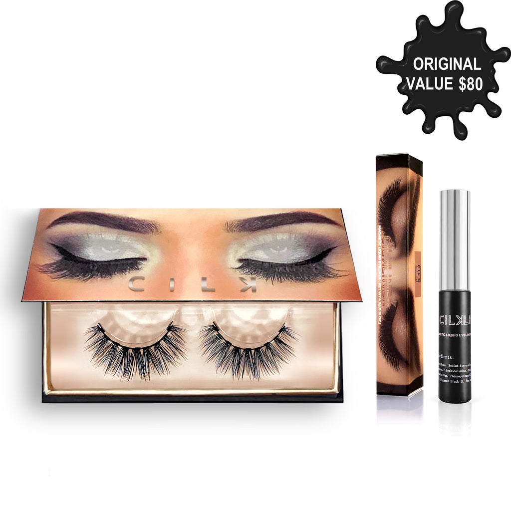 VENICE KIT - CILK LASHES