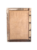 Wood Frame With Mirror