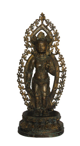 Copper Quan Yin