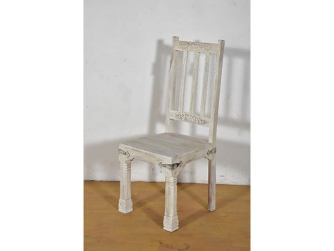 WhiteWash Chair