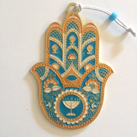 WALL DECOR HAMSA