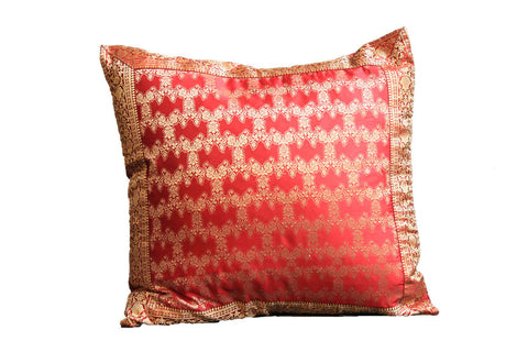 Red Fatima Pillow Covers on sale
