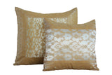 White Kela Pillow Cover