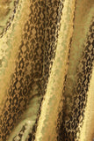 Indian Sari Fabric Olive Green Curtain-KELA