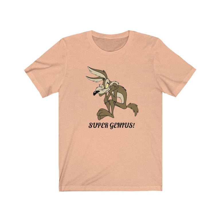 wile e coyote t shirt- Unisex
