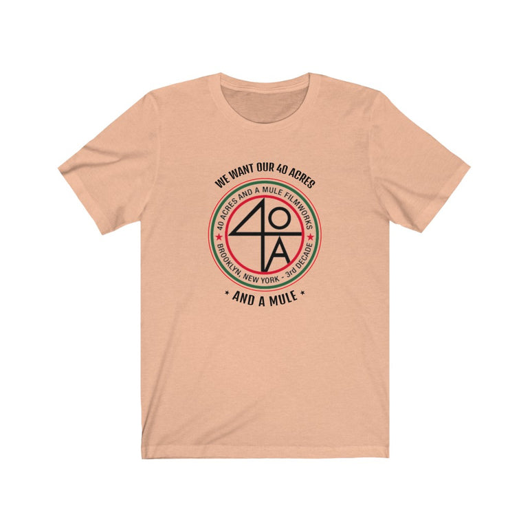 40 acres and a mule t shirt- Unisex