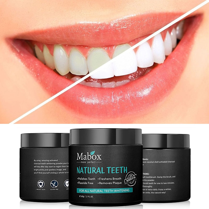 Tooth Whitening Powder Activated Charcoal