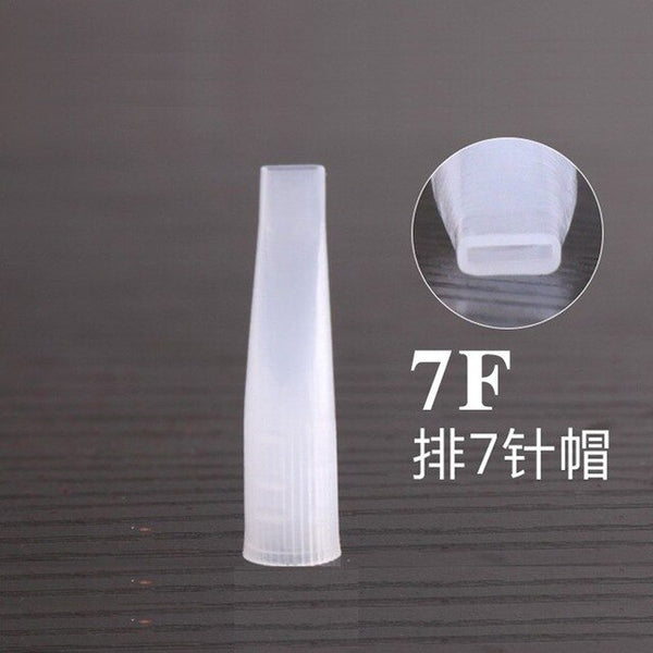 100pcs Disposable Tattoo Permanent makeup needle tips