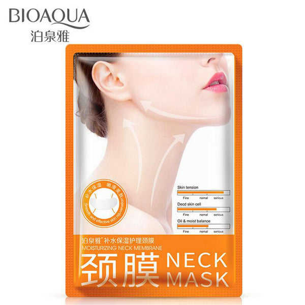 BIOAQUA Anti Aging Neck Mask Anti Wrinkle