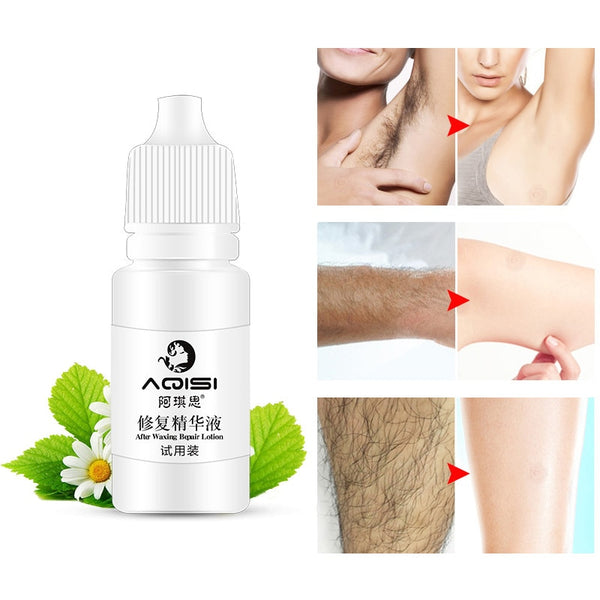 Effective Herbal Permanent Hair Growth Inhibitor After Hair Removal Repair
