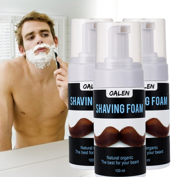 Professional Shaving Foam For Men Man Shaving Gel