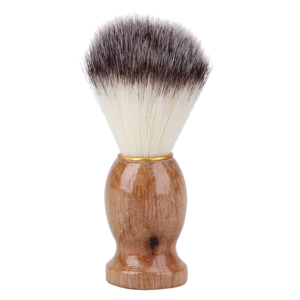 Badger Hair Men's Shaving Brush  Salon Men Facial Beard Cleaning