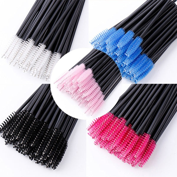 5/10/50PCS Eyelash brushes Makeup brushes