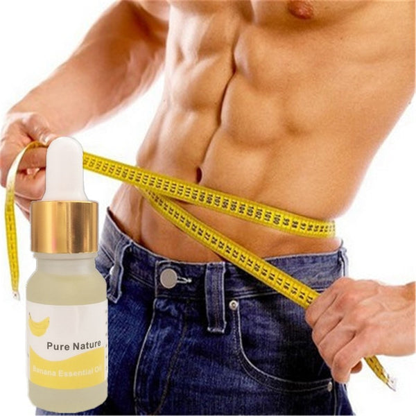 10 Days reduce 15kg Banana Slimming Essential oil