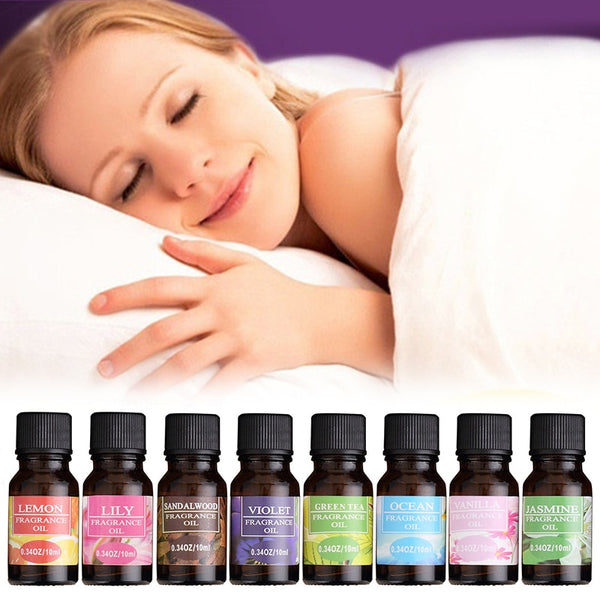 10ml Pure Essential Oils For Aromatherapy Diffusers Essential Oils